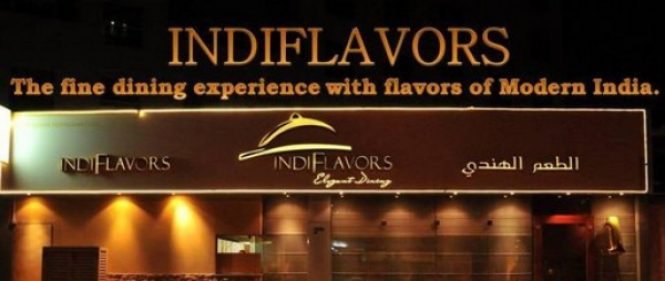 Modern Indian Fine Dining in MAHDY'S